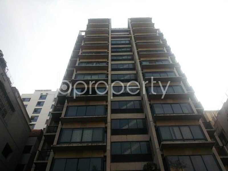 Rarely Available A Full furnished Flat Is Up For sale At Banani Nearby Southeast Bank Limited
