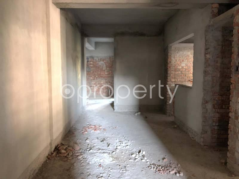 Grab This Flat Up For Sale In Faydabad Near Faidabad Post Office