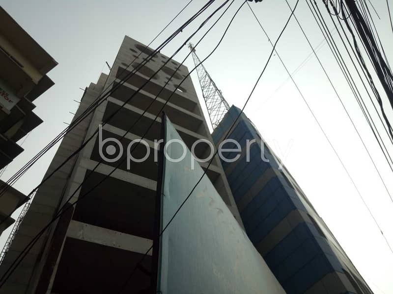 Make This 3200 Sq Ft Rental Office Your Business Location, Which Is Located In Dhanmondi Near To Ideal College
