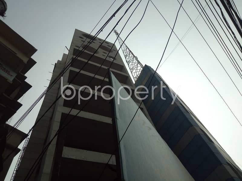 3300 Sq Ft Office Is Available To Rent in Dhanmondi nearby Ideal College