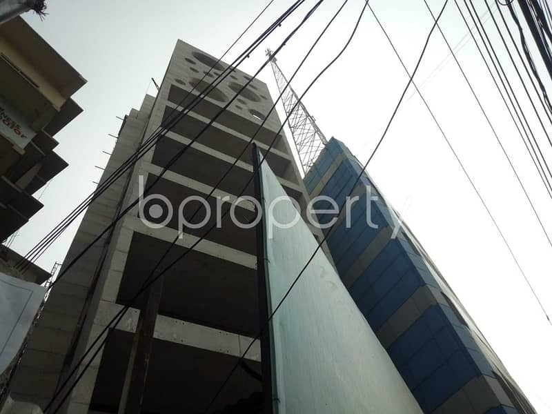 Take a Look at This 3300 Sq Ft Office to Rent in Dhanmondi Near To Ideal College