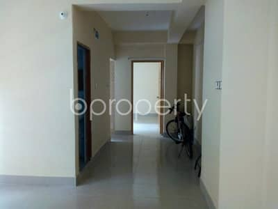 2 Bedroom Flat for Rent in Kazir Dewri, Chattogram - An Affordable 1000 Sq Ft Residential Flat Is Vacant For Rent At Kazir Dewri Area Nearby Mount Hospital