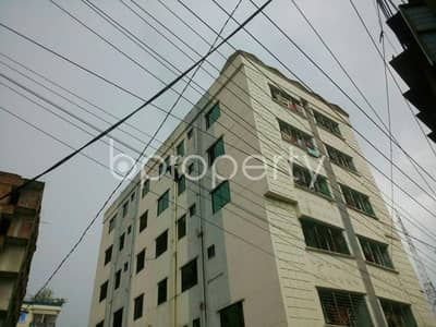 2 Bedroom Apartment for Rent in Bakalia, Chattogram - 866 SQ FT residential apartment is prepared to get rented at Bakalia nearby Bakalia Government High School