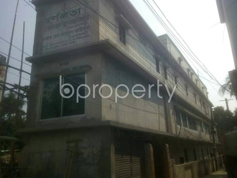 An Apartment Which Is Up For Rent At Sylhet Sadar Near To Miah Fazil Chist Mosque