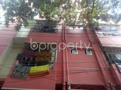For renting 1220 Square feet flat is available in Taltola near to Agargoan Taltola Govt. Primary School