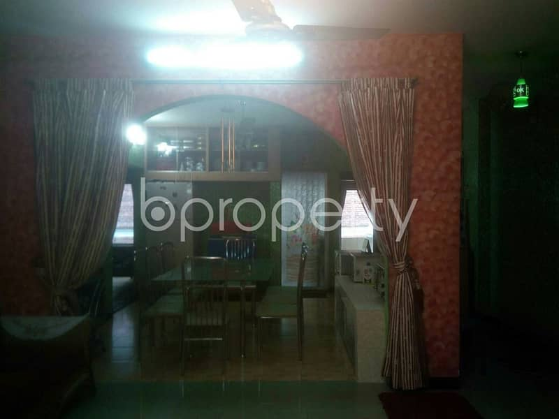 Apartment For Sale At Panchlaish, Near Sugandha R/a City Corporation Jame Masjid