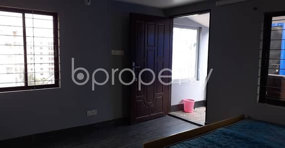 We Have A Ready Flat For Rent In Uttara Nearby Hope International School