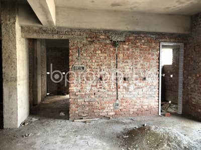 A Nice Residential Flat For Sale Can Be Found In Mohammadpur Nearby Medhakunja Model School & College