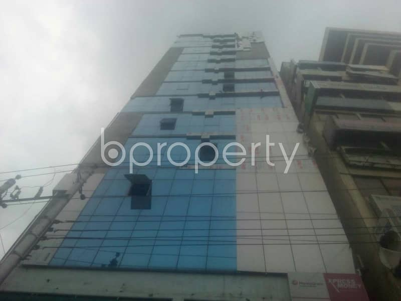 For buying purposes, a commercial space is available in Motijheel, 1500 SQ FT for sale, near Paltan Community Center