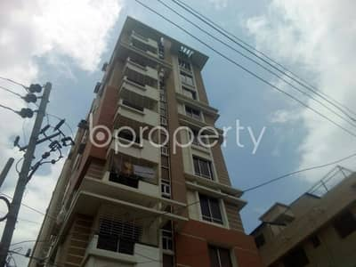 Become the new tenants of this 1615 SQ FT apartment for sale in Mohakhali, near Government Titumir College