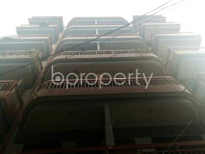 1300 SQ FT vacant flat for a small family is ready for viewing at Savar close to Rabeya Hospital