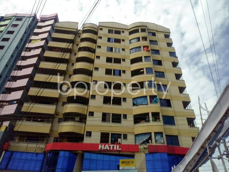 Planing to move in this 1750 SQ FT flat which is for sale in Subid Bazar near to M. A. G. Osmani Medical College Hospital