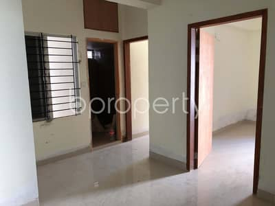 A Modern Apartment In Basundhara R-A Near North South University Is Up For Sale