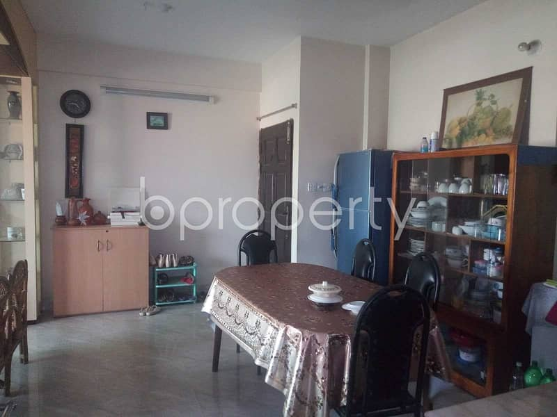 A 1415 Sq Ft Flat Is Up For Sale In Nayatola Nearby Nayatola Park