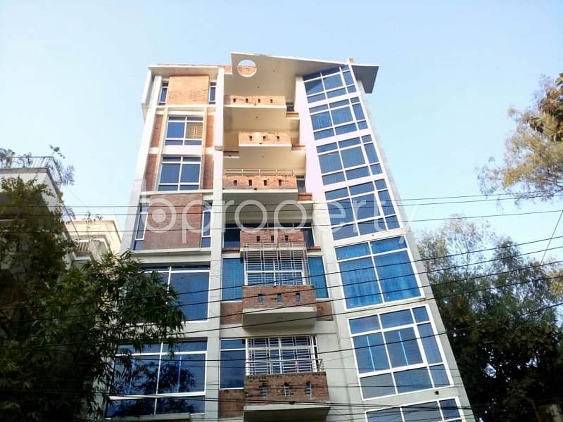 A 1570 SQ FT ready flat for sale nearby Chatogram Government Women College in Lal Khan Bazaar, Chatogram