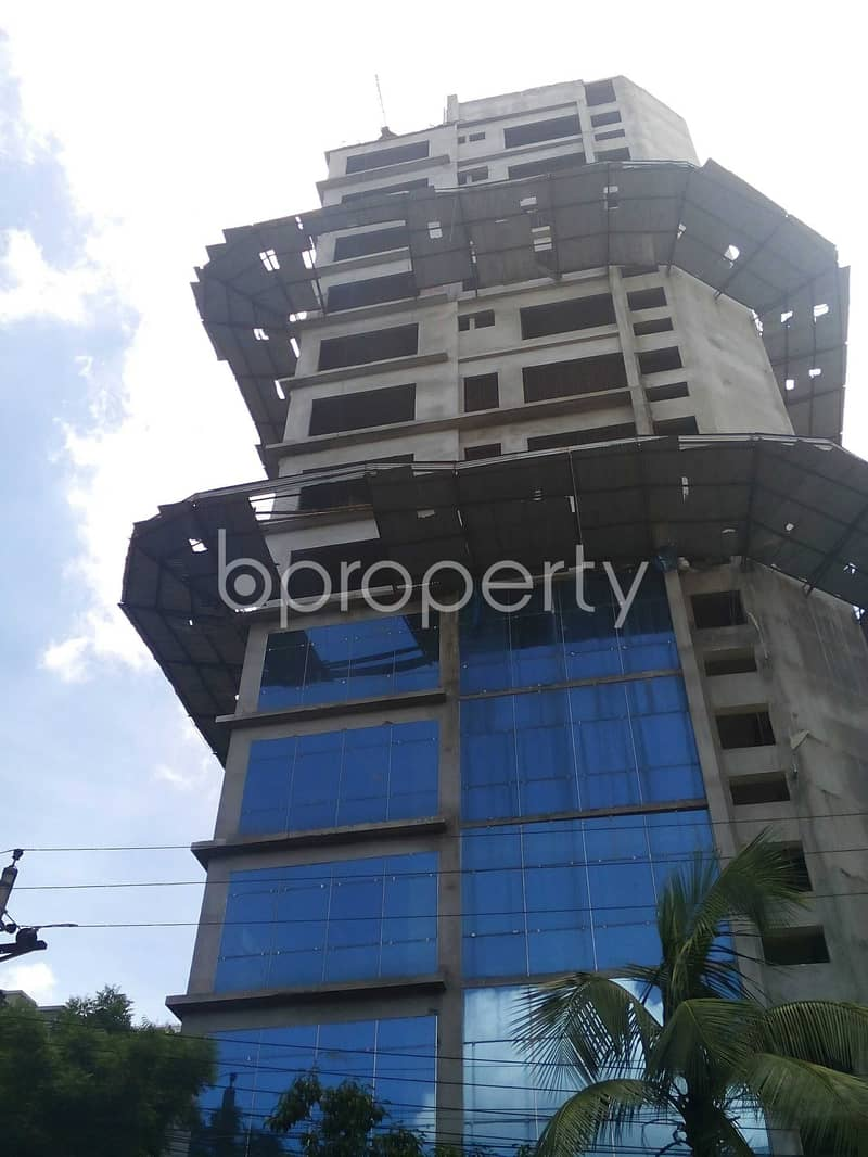 1900 SQ FT Commercial Open Floor is up for sale in Uttara, Sector 7 near to Mascot Plaza.