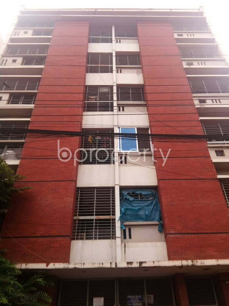 1500 SQ FT residential apartment is up for Sale in Uttara.