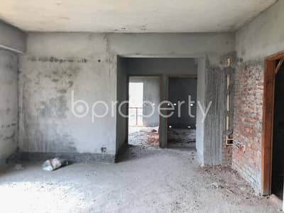 Wonderfully Planned 1700 Sq Ft Apartment For Sale In Aftab Nagar Near Dhaka Imperial College