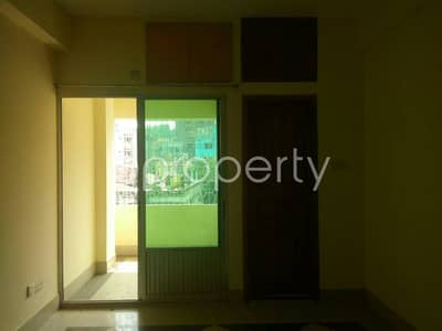 3 Bedroom Flat for Rent in Uttar Lalkhan, Chattogram - 1400 Sq Ft Convenient Apartment For Rent In Khulshi 1, Near Shah Garibullah Housing Society Jame Mashjid