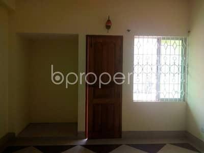 3 Bedroom Flat for Rent in Uttar Lalkhan, Chattogram - Visit This 1500 Sq Ft Flat For Rent In Khulshi 1, Nearby Shah Garibullah Housing Society Jame Mashjid