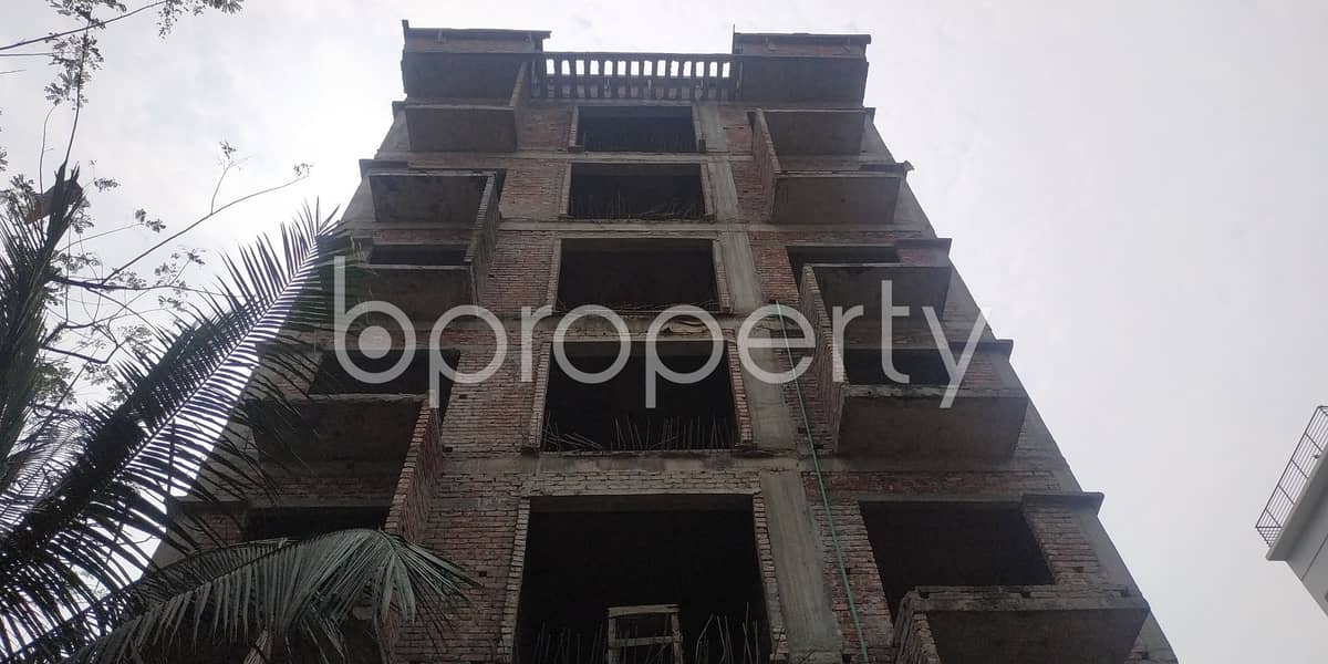Well-constructed 1550 Sq Ft Apartment Is Ready For Sale At Bashundhara Nearby Bangladesh Resource Improvement Trust (brit) Hq