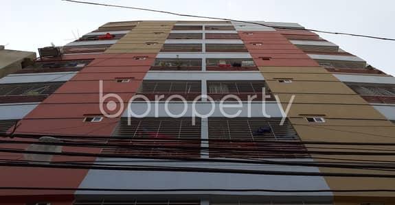3 Bedroom Apartment for Sale in Jatra Bari, Dhaka - 950 Sq. ft Apartment For Sale In Donia Near Rasulpur Shahi Masjid.