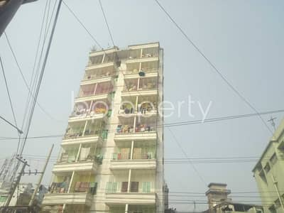 3 Bedroom Flat for Sale in Sholokbahar, Chattogram - An Apartment Which Is Up For Sale At Badurtala Near To Jan Muhammad Chakladar Jame Masjid