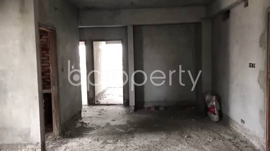 Remarkable Flat Is Up For Sale In Mirpur Nearby Kalyanpur Girls School And College.