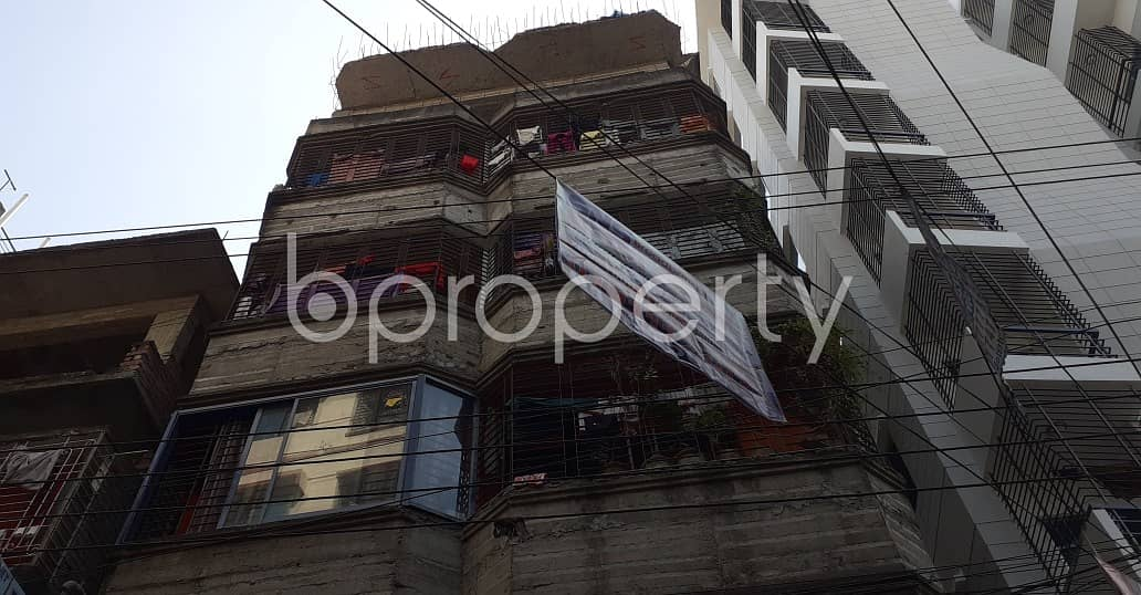 Properly Constructed Flat For Rent In Kalabagan, Near Dhanmondi Law College
