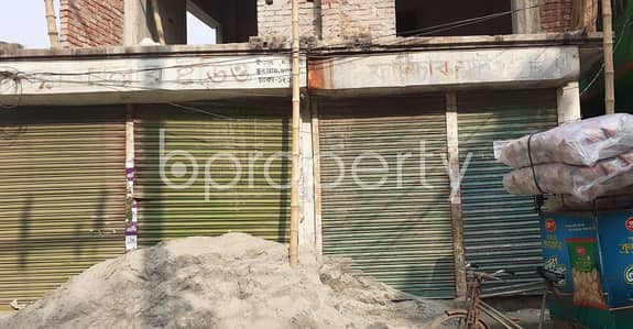 Shop for Rent in Mohakhali, Dhaka - This Shop Is Up For Rent In Mohakhali Near East Rampura High School