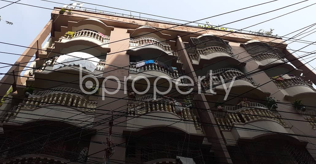 Flat for Rent in Dhanmondi close to Dhanmondi Jame Masjid