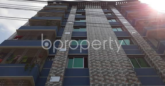 2 Bedroom Apartment for Rent in Dakshin Khan, Dhaka - At Dakshin Khan, 800 Sq Ft Nice Flat Up For Rent Near Al Mujahid Jame Mosque