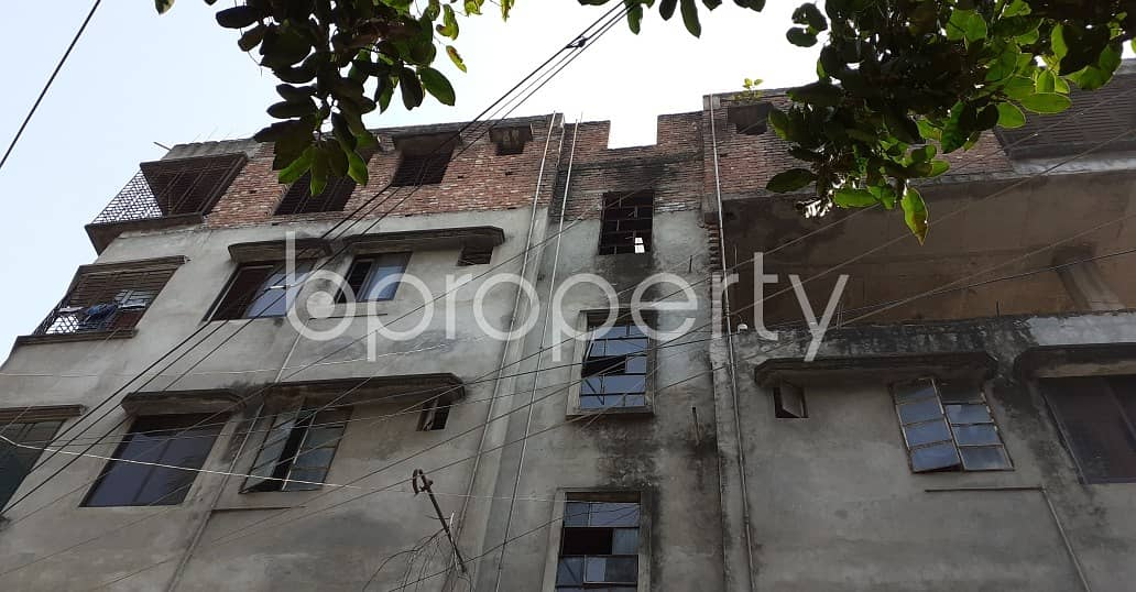 This Flat Is Now Vacant For Rent In Lalmatia Close To Adarsha Islami Mission Mohila Kamil Madrasa