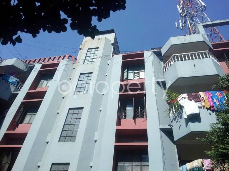 Visit This Apartment For Sale In Khulshi 1 Near Shah Garibullah Housing society Jame Mashjid.
