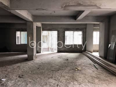 Floor for Rent in Cantonment, Dhaka - A Well Located Commercial Space Of 1000 Sq. Ft. Is Available For Rent In Cantonment Nearby Knowledgium School & College