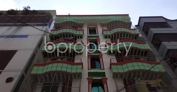 ভাড়ার জন্য BAYUT_ONLYএর অ্যাপার্টমেন্ট - নিকুঞ্জ, ঢাকা - For Rental Purpose This Nice Flat Is Now Available In Nikunja 2 Near Baitul Mahfuz Jame Masjid