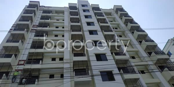 3 Bedroom Flat for Sale in Bashundhara R-A, Dhaka - A 1900 Sq. Ft. Flat Is Now Up For Sale In Bashundhara R-a Close To Nsu