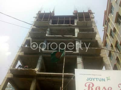 3 Bedroom Flat for Sale in Badda, Dhaka - This Flat In Badda Near Shadhinota Sharani Jame Masjid With A Convenient Price Is Up For Sale