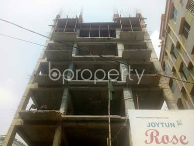3 Bedroom Apartment for Sale in Badda, Dhaka - A 1100 Sq. ft Apartment For Sale In Badda Near Sadhinata Sarani Ideal School.