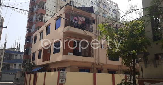 2 Bedroom Flat for Rent in 9 No. North Pahartali Ward, Chattogram - 1240 SQ FT flat is now available to Rent nearby Pahartali Eye Hospital in Pahartali