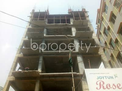 3 Bedroom Flat for Sale in Badda, Dhaka - Close To Shadhinota Sharani Jame Masjid, An Apartment For Sale Is Available In Badda.