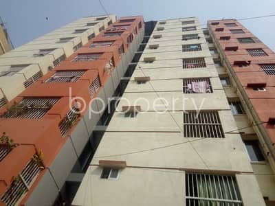 2 Bedroom Apartment for Sale in Bakalia, Chattogram - Visit This Apartment For Sale In Bakalia Near Bela Khan Jam-E-Masjid.