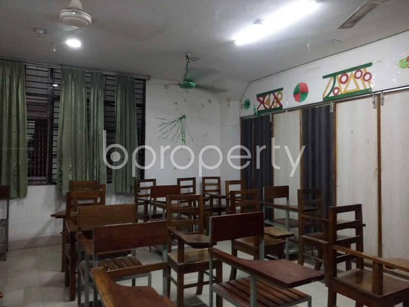 A Business Space Is Up For Rent In The Location Of East Shewrapara Near Jhilpar Jame Masjid