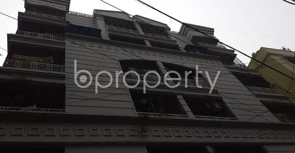 3 Bedroom Apartment for Rent in Kalabagan, Dhaka - Flat For Rent Covering A Beautiful Area In Kalabagan Nearby Lake Circus Girls' High School
