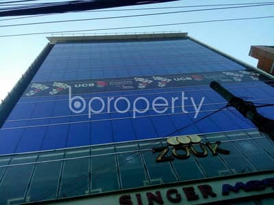 Office for Rent in Lal Khan Bazaar, Chattogram - See This 1400 sq. ft Office Space For Rent Located In Lalkhan Bazar Near To Lalkhan Bazar Jame Mosjid.