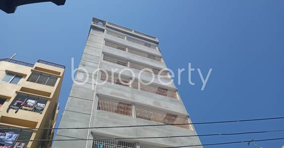 3 Bedroom Flat for Sale in 11 No. South Kattali Ward, Chattogram - 825 Sq Ft Fine Flat Is Now For Sale Which Is In Dakshin Kattali Near Dr. Fazlul Hazera Degree College