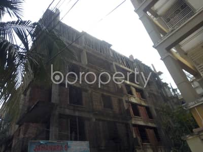2 Bedroom Flat for Sale in 15 No. Bagmoniram Ward, Chattogram - Flat For Sale Covering A Beautiful Area In Nasirabad Nearby East Nasirabad Mosque.