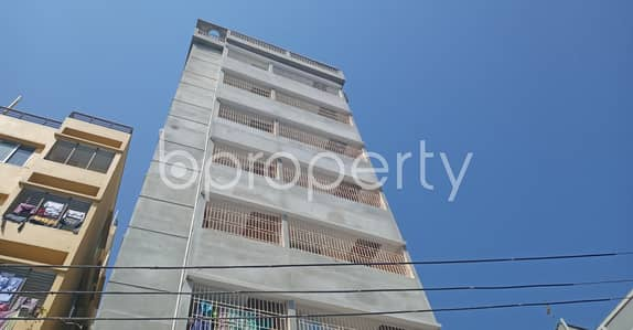 3 Bedroom Apartment for Sale in 11 No. South Kattali Ward, Chattogram - Flat For Sale Covering A Beautiful Area In Dakshin Kattali Nearby Anandomoyee Kali Temple