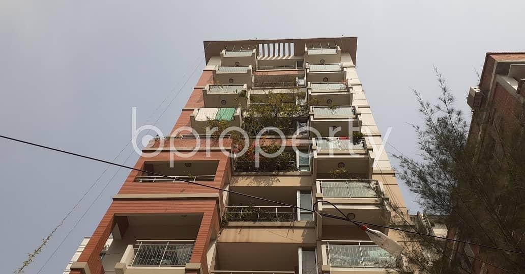 2000 Square Feet Residential Apartment Sale In Bashundhara Nearby Bashundhara Boro Masjid .
