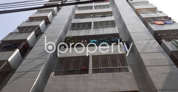 3 Bedroom Flat for Rent in Dakshin Khan, Dhaka - Take This 900 Sq Ft Residential Flat Is For Rent At Ashkona Area Nearby International Hazi Camp